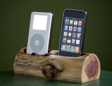 das iphone ipod dock f r die generation jack wolfskin. Black Bedroom Furniture Sets. Home Design Ideas