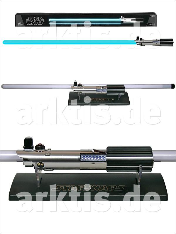 Hasbro Star Wars Luke FX Lichtschwert