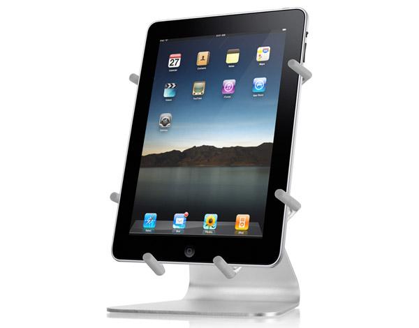 iPad Ständer aus Aluminium