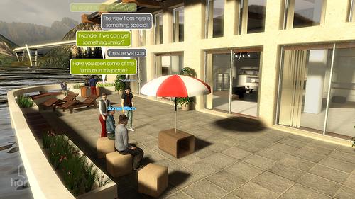 Die neue 3-D Welt von Playstation Home ist offiziell gestartet