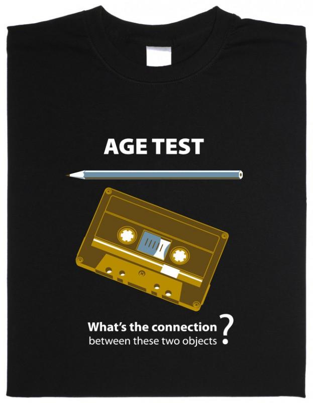 Age Test: Warum passen ein Bleistift und eine Musikkassette so gut zusammen?