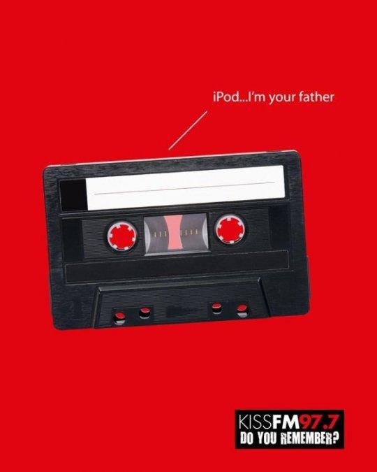 Wer erinnert sich noch? Die gute alte Kassette.. (gefunden bei 9gag.com)