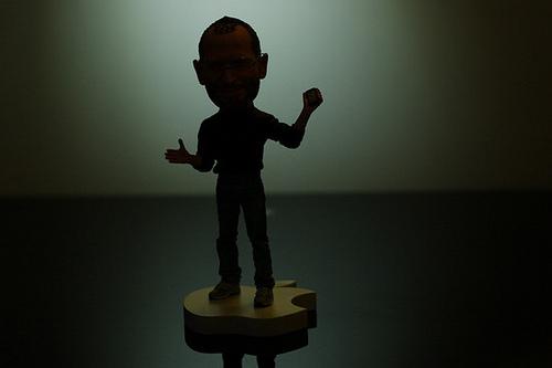 Steve Jobs Actionfigur