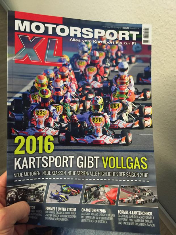 Motorsport XL Ausgabe