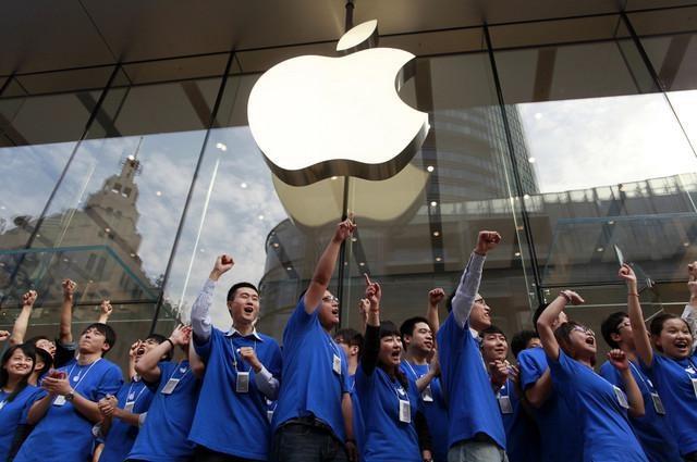 Apple Mitarbeiter