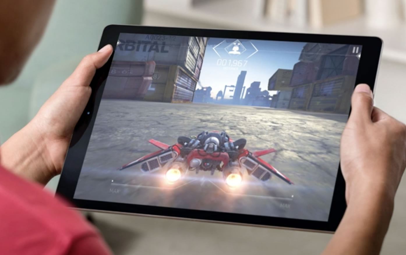 Apple iPad Pro Game