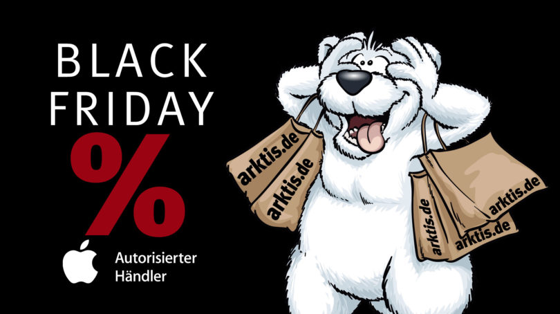 arktis.de Black Friday 2018