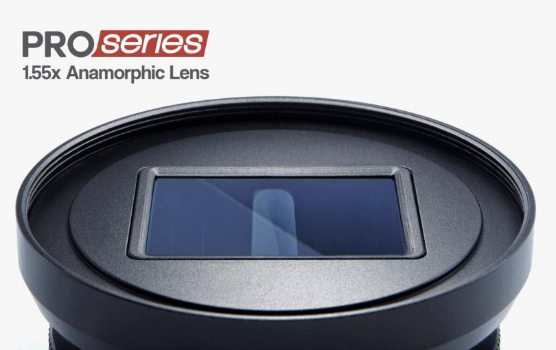 Beastgrip 1.55X Anamorphic Lens