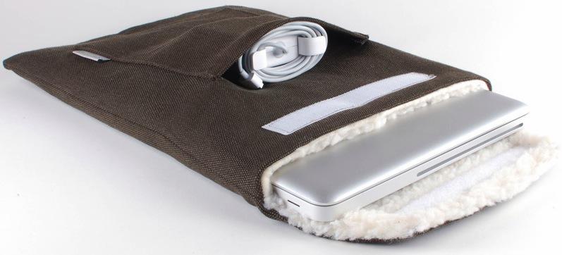 ColcaSac - Die MacBook Pro Tasche aus Hanf!