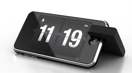 MoviePeg, der iPhone Ständer für das Wesentliche...