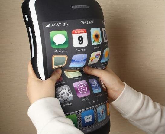 iCushion - Das Kuschel iPhone