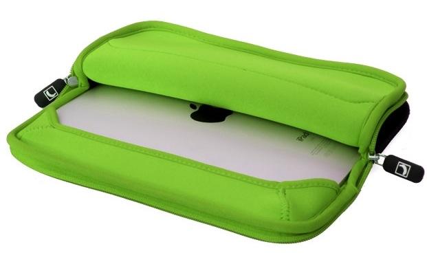 Frisch und praktisch: Die Cool Bananas RainSuit P2 iPad Neopren Tasche