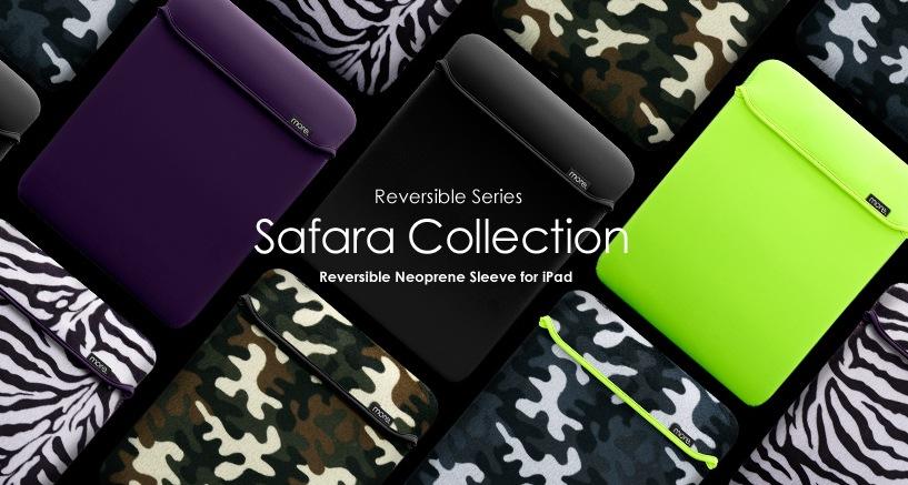 iPad Safara Collection - Die iPad Wechselhüllen