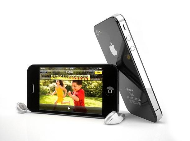 Das neue iPhone HD soll es in Schwarz oder in Weiß geben