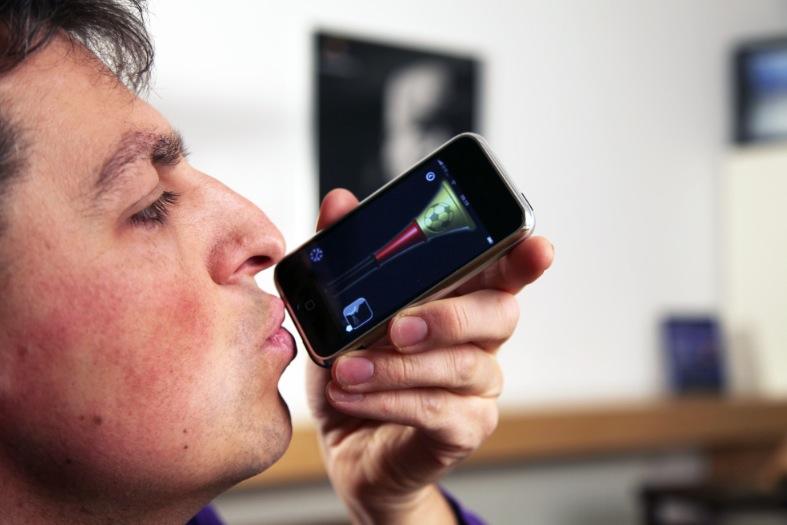 iVuzela, die virtuelle Vuvuzela für das iPhone ist da!