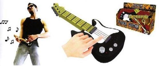 Die Fingergitarre ist da!