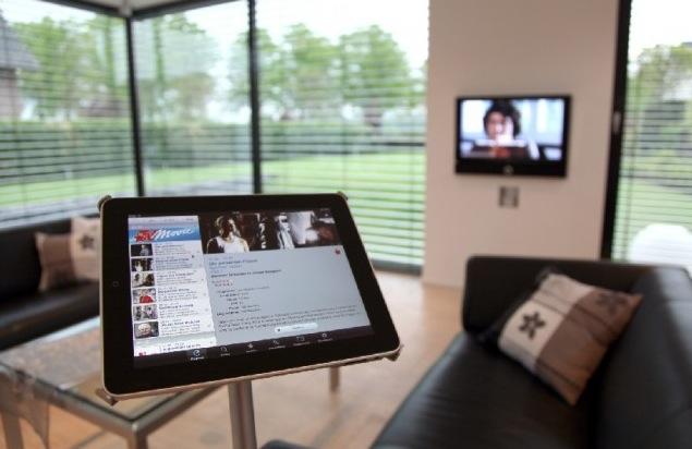 "Gestatten, ""Sir James"", der neue iPad Hausdiener"