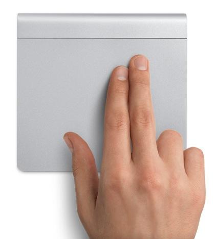 Das durchgestyle Apple Magic Trackpad