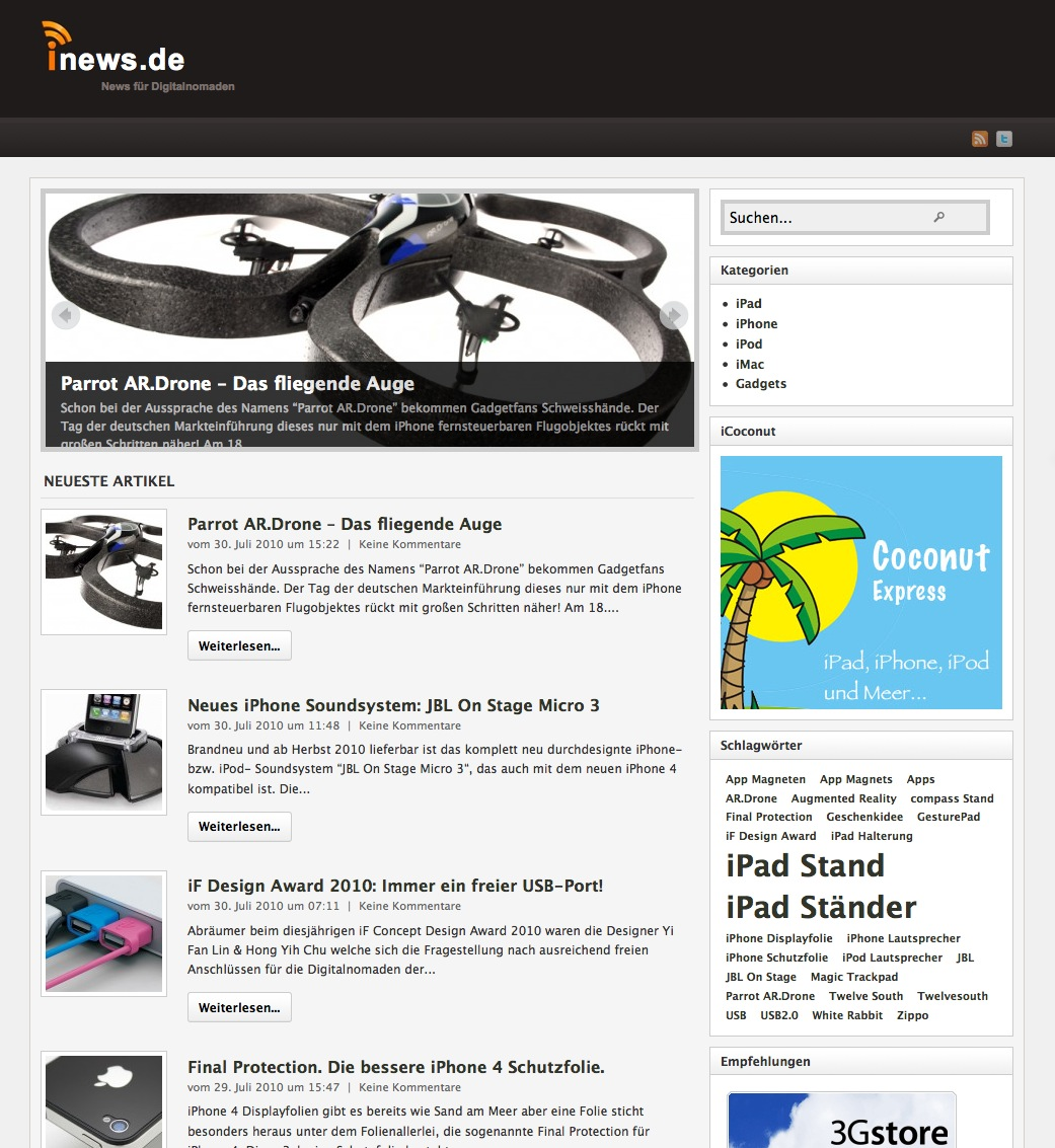 inews.de - News für Digitalnomaden