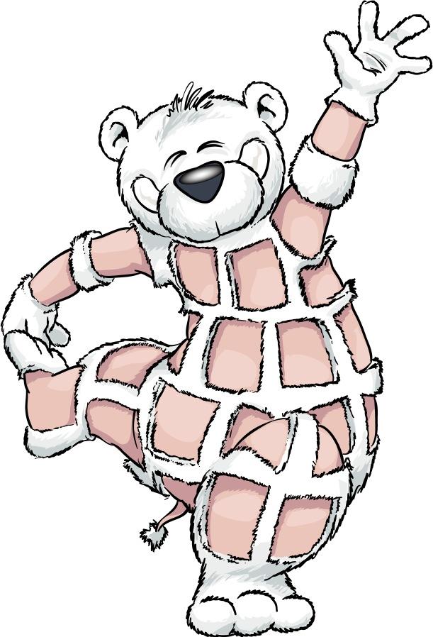 Natürlich geht es Arik, unserem Arktisbären noch prächtig!