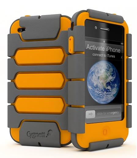Cygnett WorkMate für iPhone 4