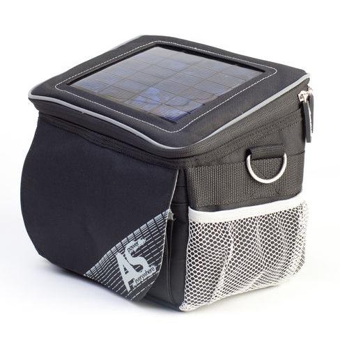 Die A-Solar Tour Bag Fahrradtasche inkl. Solarzelle