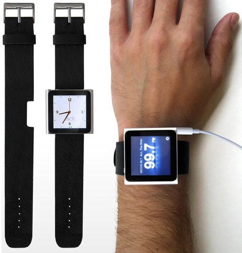 Rock Band macht den iPod nano zur Armbanduhr