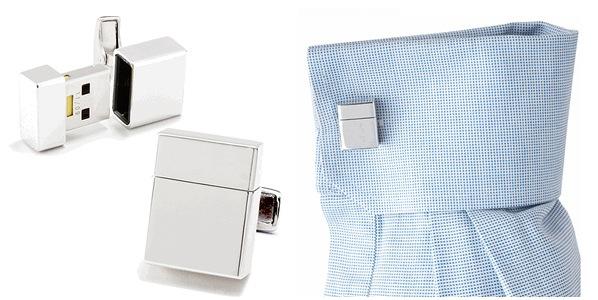 USB Manschettenknöpfe