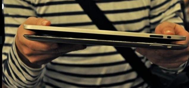 iPad 2 Zubehör auf der CES 2011 aufgetaucht!