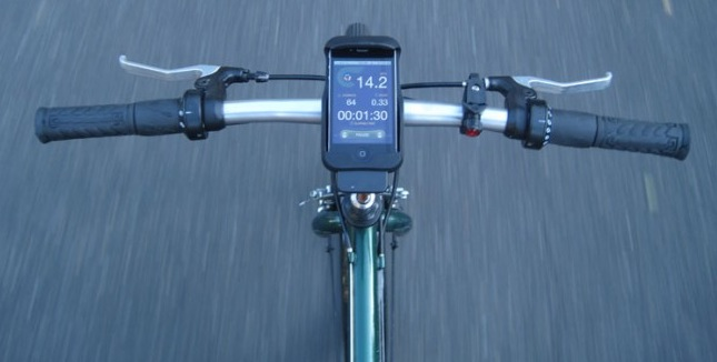 Professionell: Der LiveRider iPhone / iPod touch Fahrradcomputer