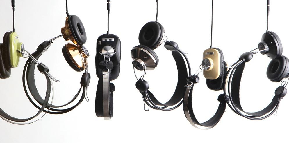 Kopfhörer von Eskuche im Retrolook, jetzt bei arktis.de