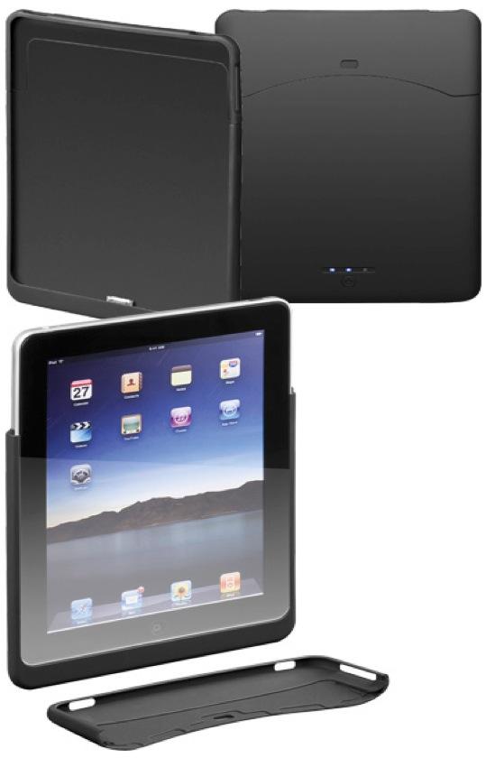 Arktis iPad Akku Case mit 6000 mAh Zusatzakku