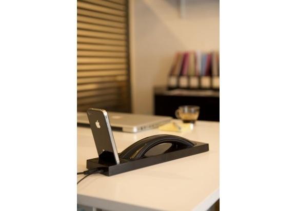 Telefonieren wie mit Festnetzt: Native Union Moshi Moshi 03i für iPhone