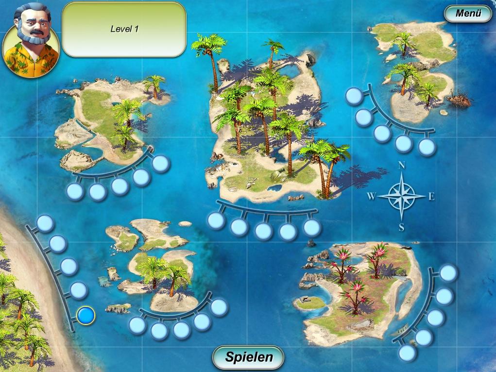 Dein Beach Resort - viel Platz für Deine virtuellen Traumstrände