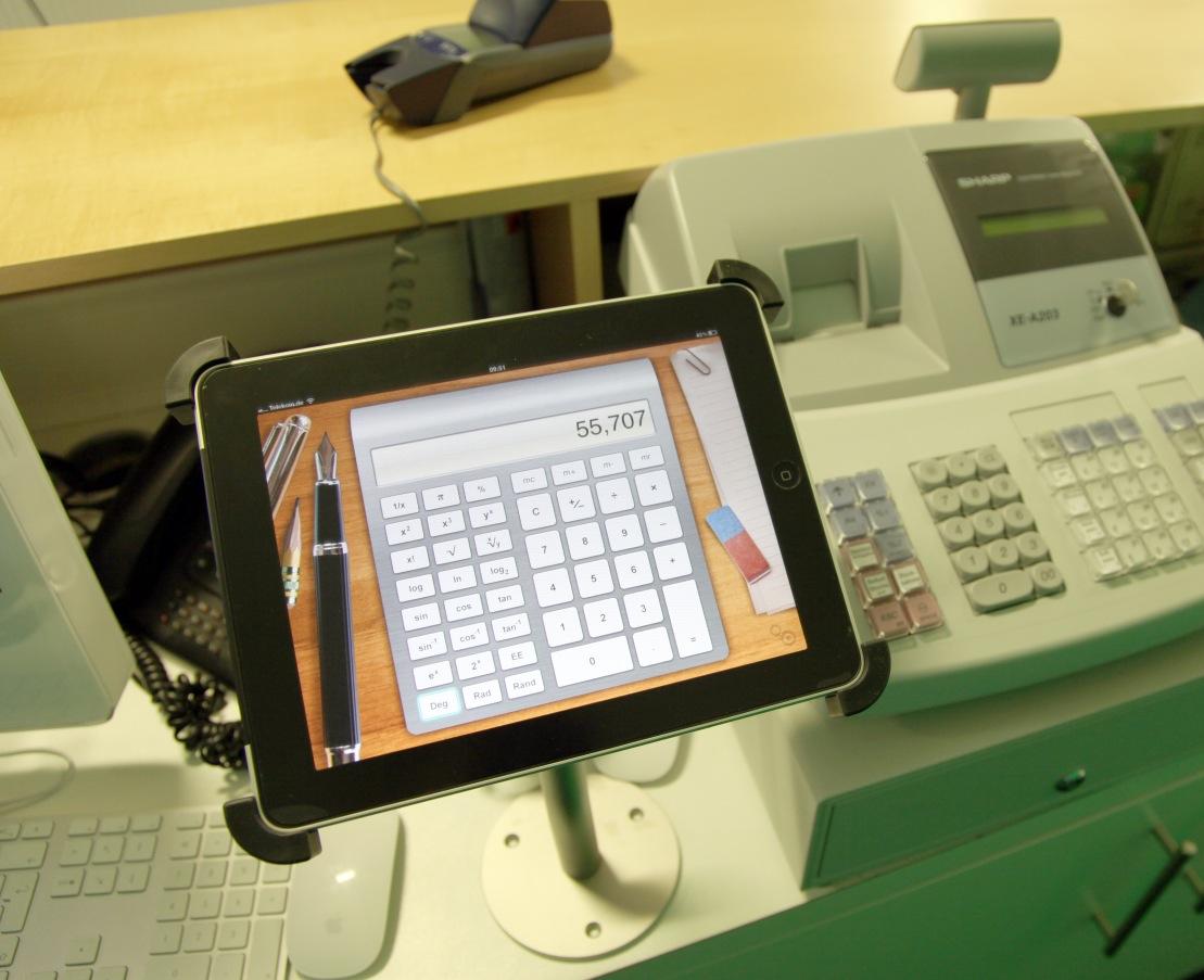 iPad Als Kassensystem? Wir haben die Lösungen dafür...