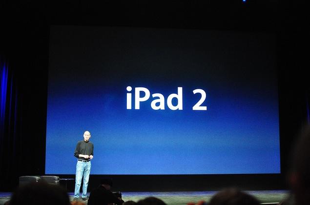 Ab heute endlich in den US Apple Stores, das iPad 2. (Foto: ilounge.com)
