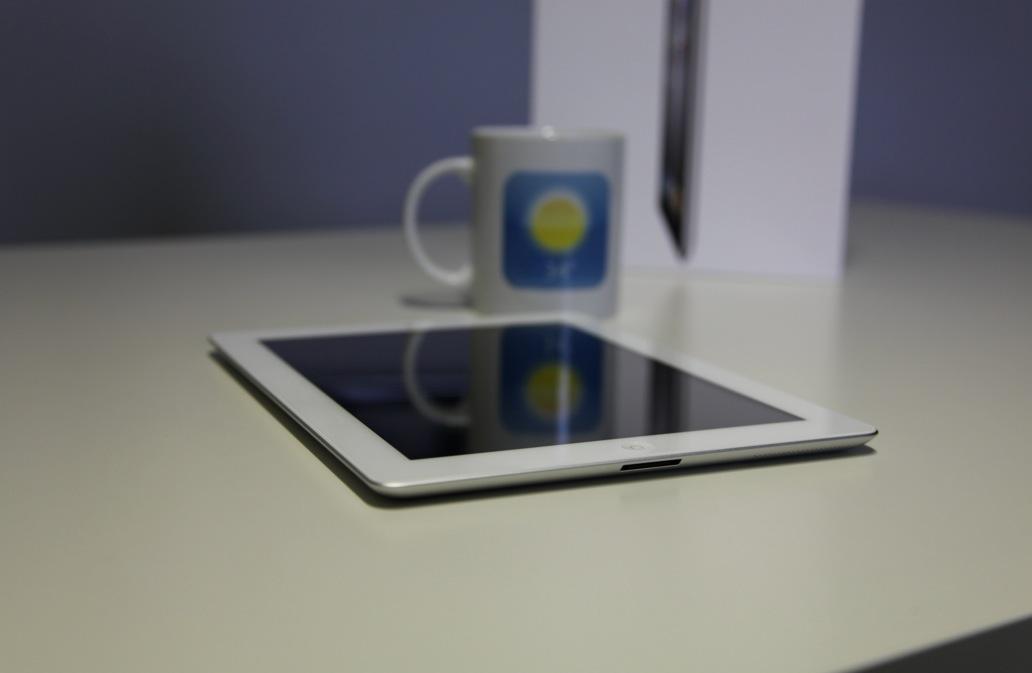 Heute: iPad 2 Unboxing in Kooperation mit Mein iPad und Ich!