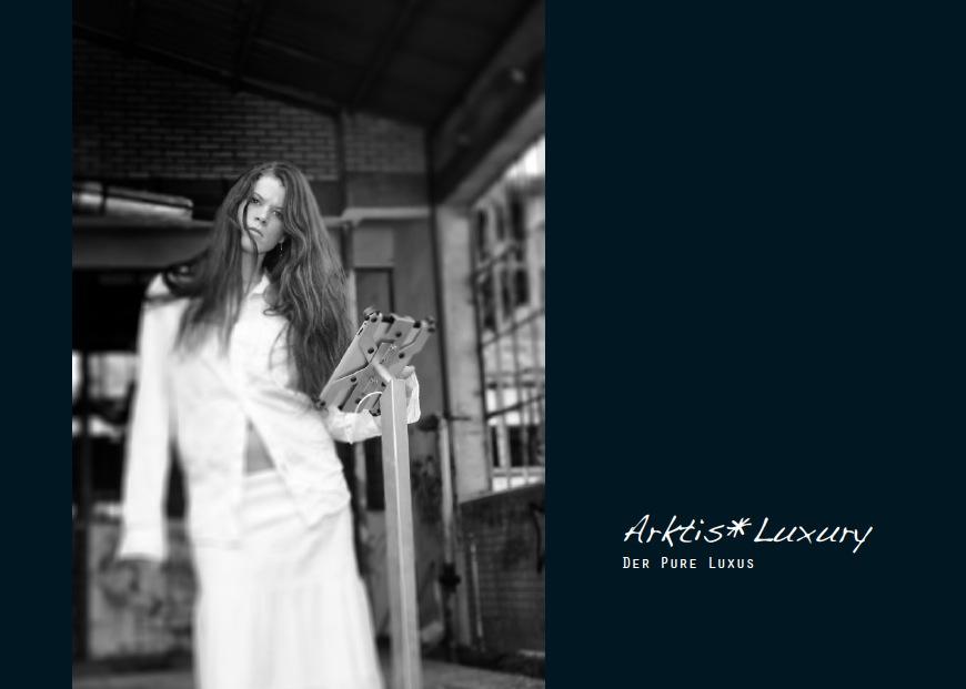 Arktis*Luxury - Neuer Katalog mit Luxusartikel für Digitalnomaden.