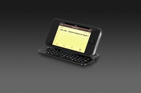 i.Gear slider iPhone 4 Tastatur-Hülle
