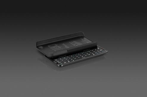 iPhone 4 Bluetooth Tastatur Hülle