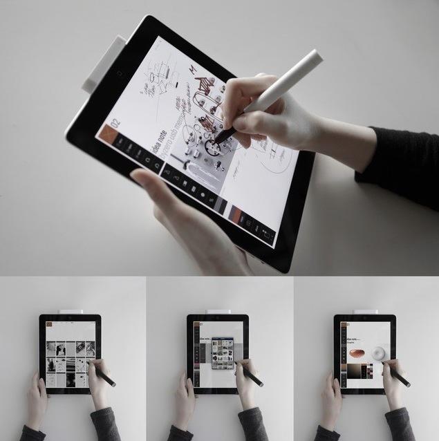 Schreiben, Zeichnen, Malen. Der iPad Studio Pen von Telefunken ist da.