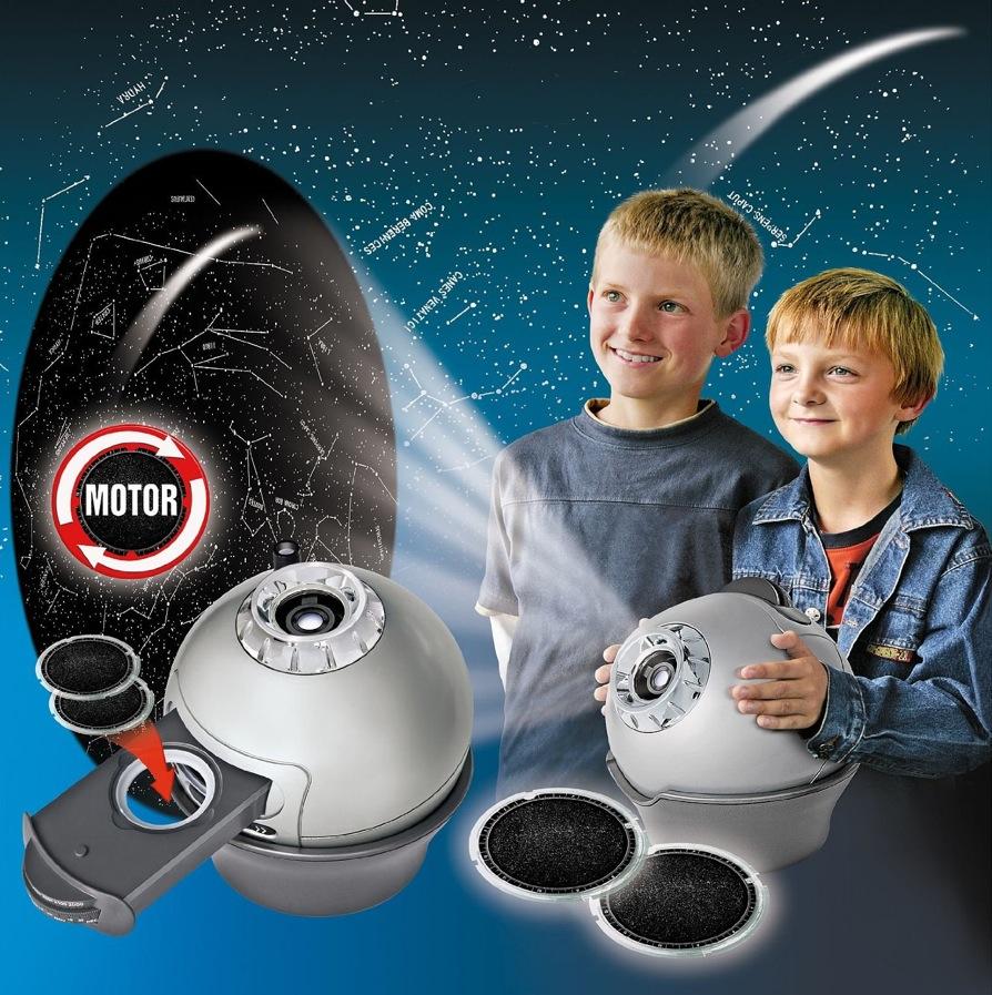 tolles astronomie planetarium f r s kinderzimmer arktis. Black Bedroom Furniture Sets. Home Design Ideas