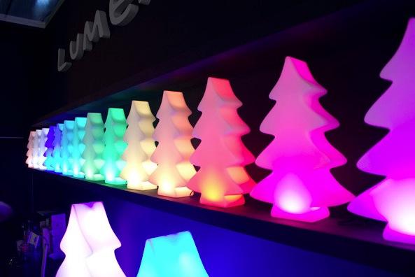 Lumenio LED Micro Weihnachtsbaum