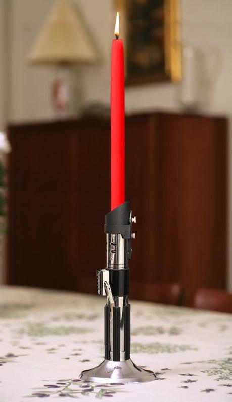 So feiert Darth Vader Weihnachten! ;-)