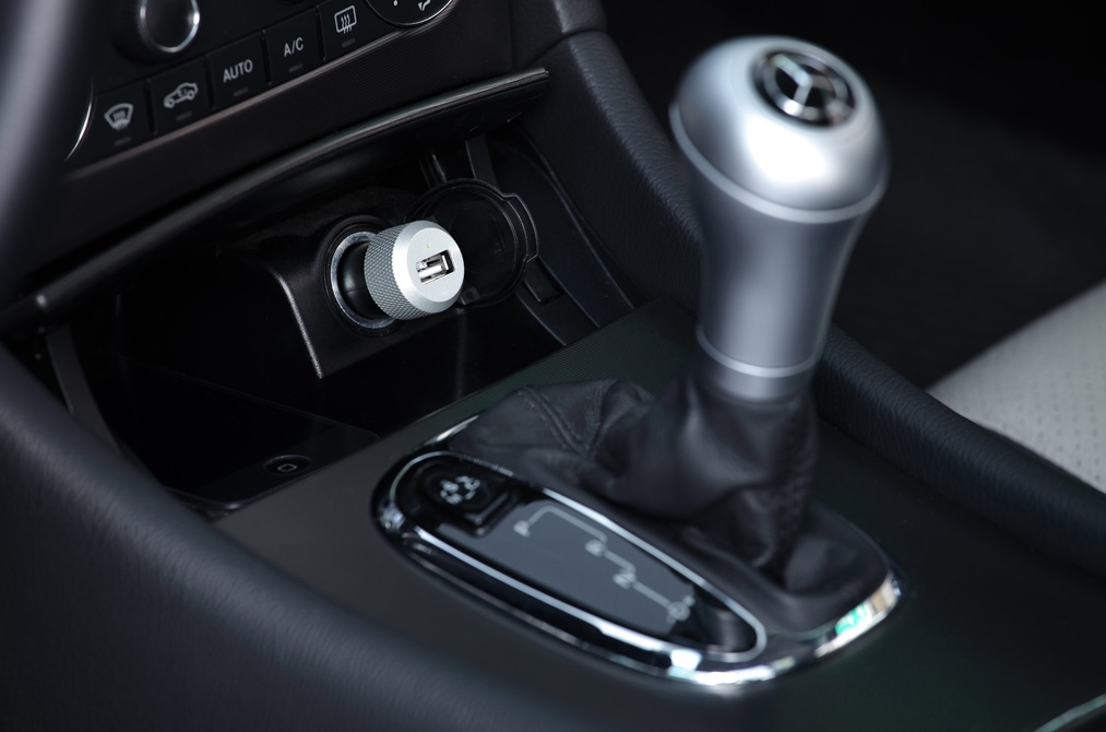 Just Mobile Highway Car-Charger für iPhone, iPad und iPod