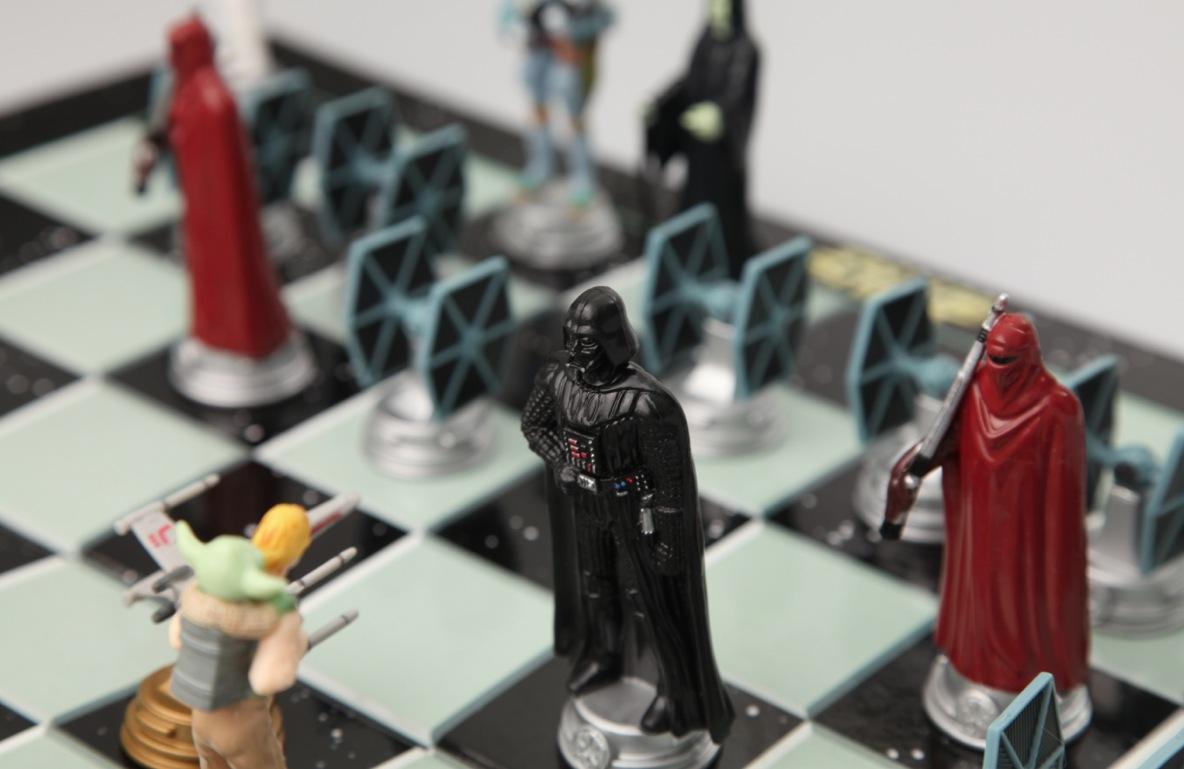 Luke, ich bin Dein Vater! ;-)