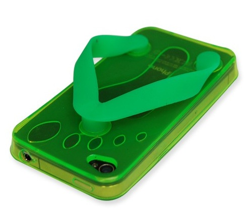 4. iPhone FlipFlops - Urlaubsfeeling für das SmartPhone