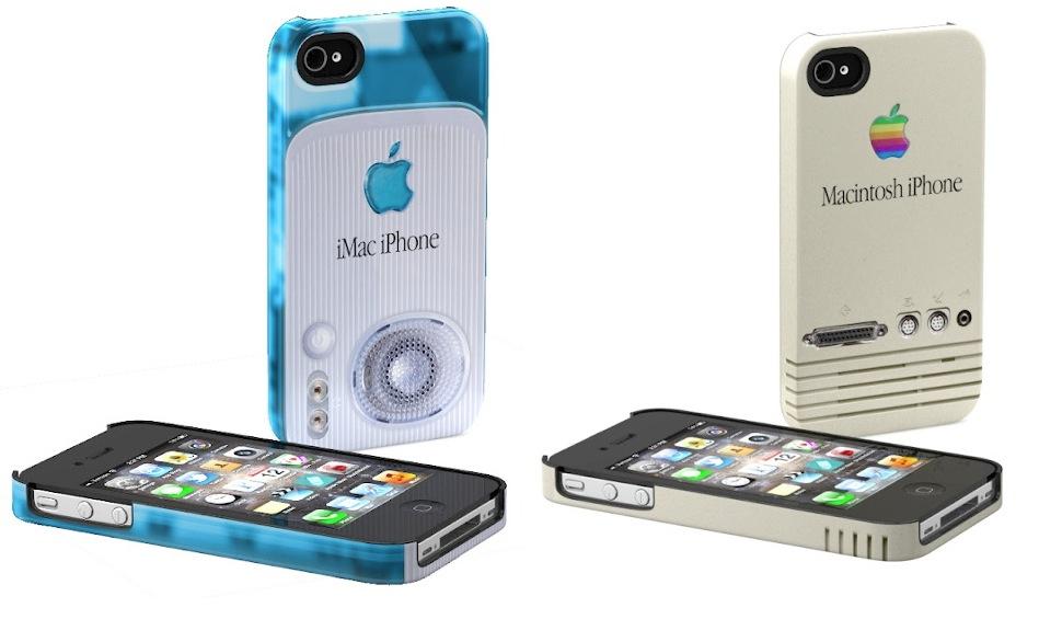 iPhone Hüllen für echte Mac Fans!