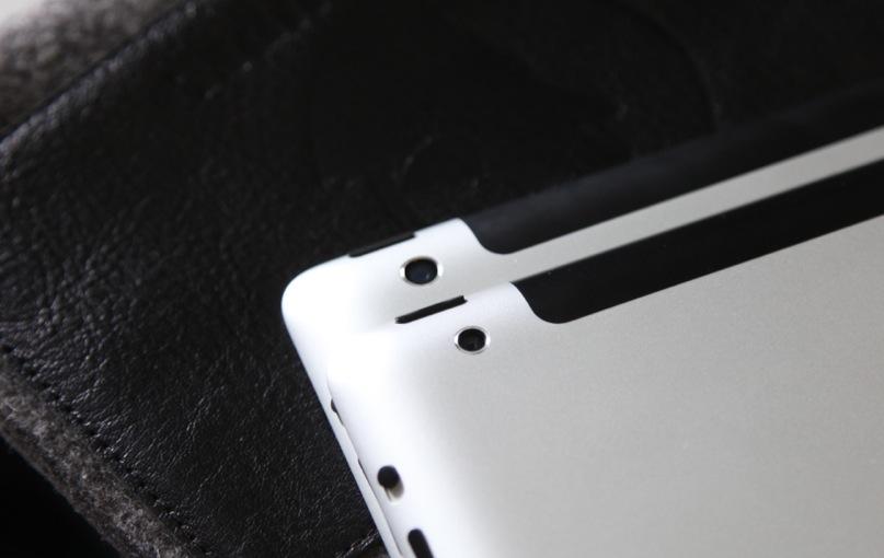 Der Kameradurchmesser ist das einzige Unterscheidungsmerkmal von iPad 3 zu iPad 2