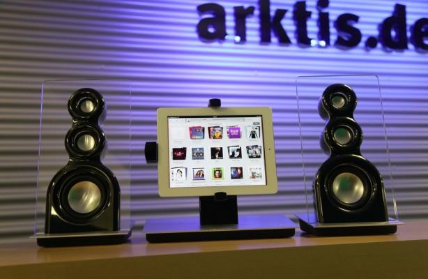 Nakamichi iLion 10 Soundsystem für iPad, iPod und iPhone